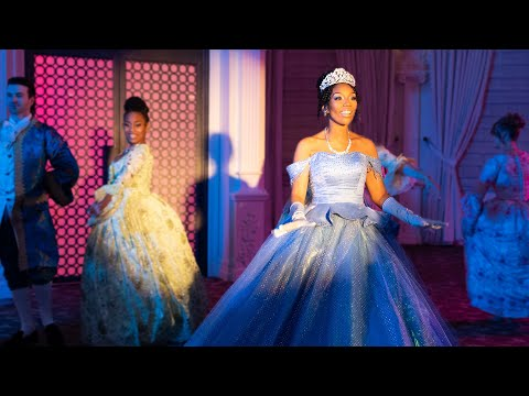 Cinderella Medley - Todrick Starring Brandy: The Making Of