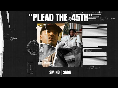 Smino & Saba - Plead the .45th(Official Audio)[From Judas And the Black Messiah: The Inspired Album]