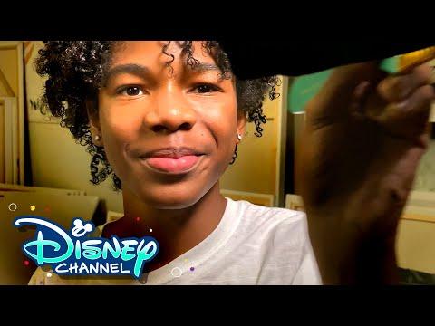 Tyler Gordon | In The Nook | Disney Channel