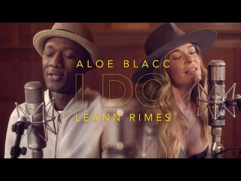 Aloe Blacc & LeAnn Rimes - I Do (Official Video)