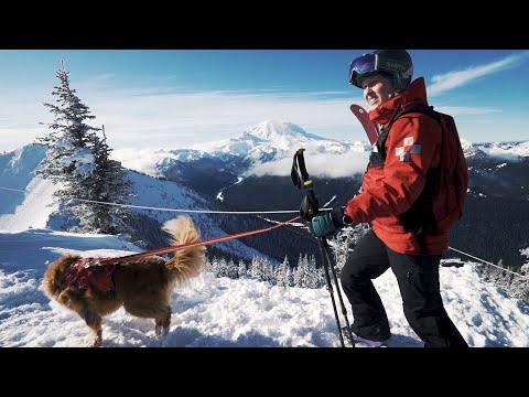 Brett Dennen Lift Series | Episode 2: Crystal Mountain Avalanche Rescue Dogs