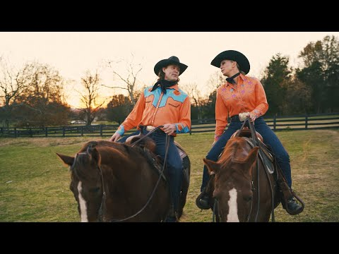 "Corb Lund (featuring Jaida Dreyer) - ""Horse Poor"" [Official Video]"