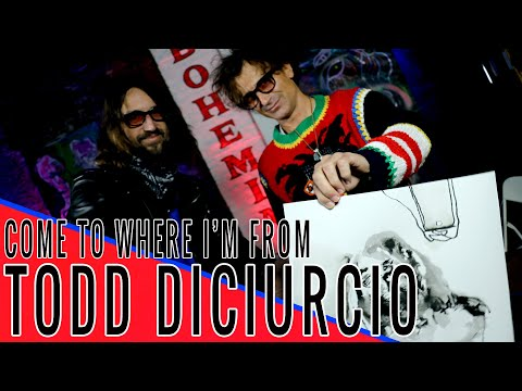 TODD DICIURCIO: Come to Where I'm From Podcast Episode #115