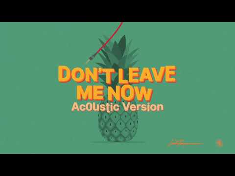 Lost Frequencies & Mathieu Koss - Don't Leave Me Now (Acoustic Version)
