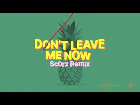 Lost Frequencies & Mathieu Koss - Don't Leave Me Now (Scorz Remix)