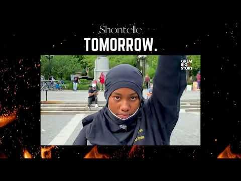 Shontelle - Tomorrow (Freestyle)