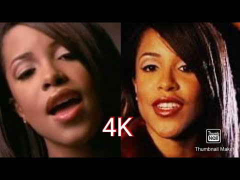 Aaliyah - Journey To The Past [Official Music Video] - 4K