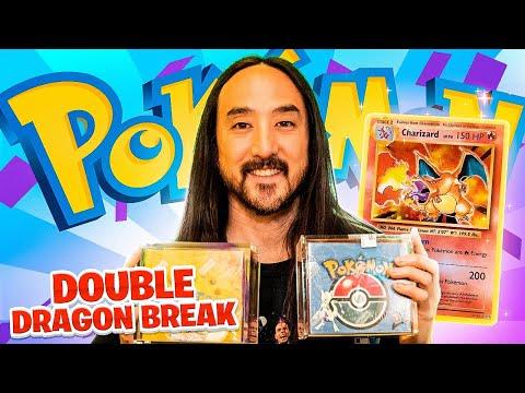 Unlimited Pokemon Box Break + Base 2 Box Break | Aoki's Cardhouse