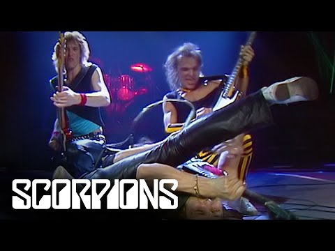Scorpions - Can't Get Enough (Rockpop In Concert, 17.12.1983)