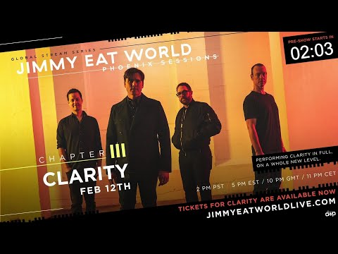 Phoenix Sessions Chapter III: Clarity Official Pre-Show