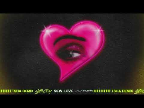 Silk City - New Love (feat. Ellie Goulding) (TSHA Remix) (Official Audio)