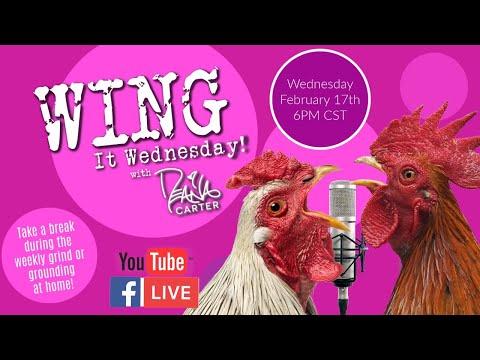 Wing It Wednesday - Season Two, Episode Three