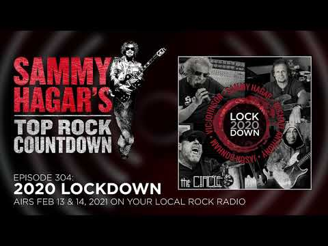 "Episode #304 ""Lockdown"" - Sammy's Top Rock Countdown Radio Show Promo"