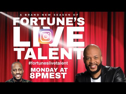 Fortune's Live Talent James Fortune