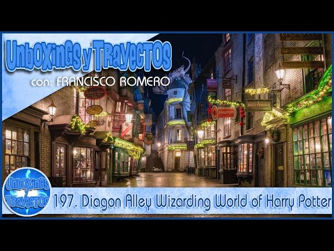 197. Diagon Alley Wizarding World of Harry Potter