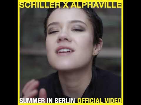 """SCHILLER x ALPHAVILLE """"SUMMER IN BERLIN"""" (Trailer)"""