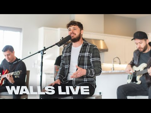 Walls (Live From the Living Room) - Bryan Lanning Original Song