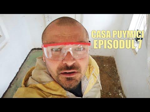 Casa Puymici | Episodul 7 - Am lipit peretii