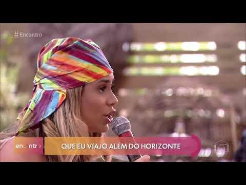 Lexa e Márcio Victor cantam 'Bola de Sabão'