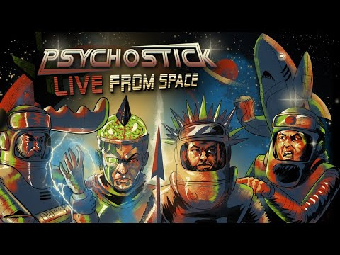 Psychostick Concert: LIVE from Space