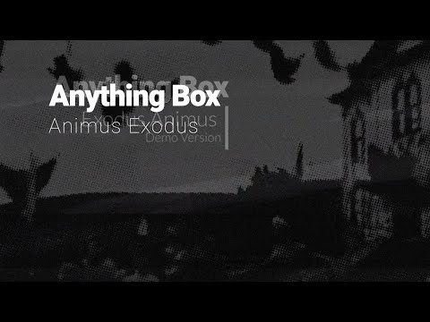 Anything Box | Animus Exodus | #Demo #Raw #Emotion #Censorship #Political #Synthipop #postpunk