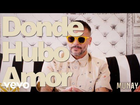 Pedro Capó - Donde Hubo Amor (Track By Track)