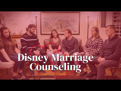 Disney Marriage Counseling Medley