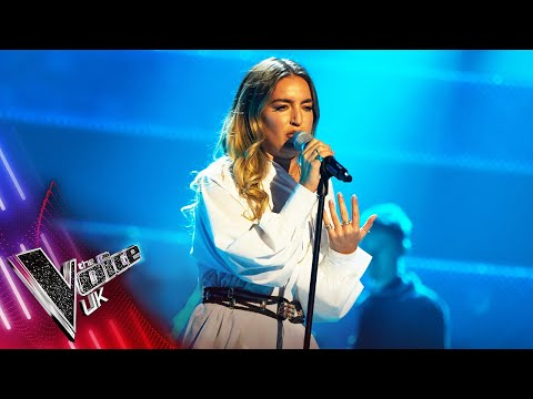 Sami Nathan's 'At Last' | Blind Auditions | The Voice UK 2021