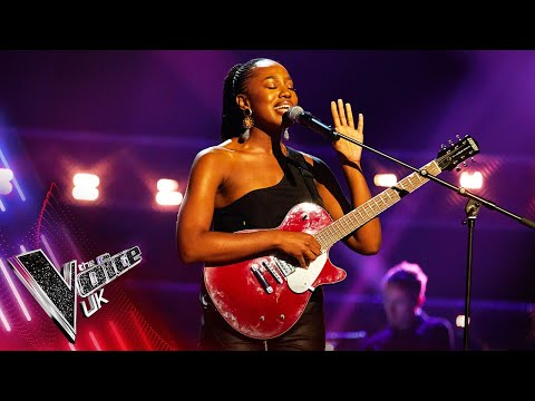 Nnenna King's 'Lost In Japan' | Blind Auditions | The Voice UK 2021