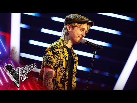 Craig Eddie's 'Make It Rain' | Blind Auditions | The Voice UK 2021
