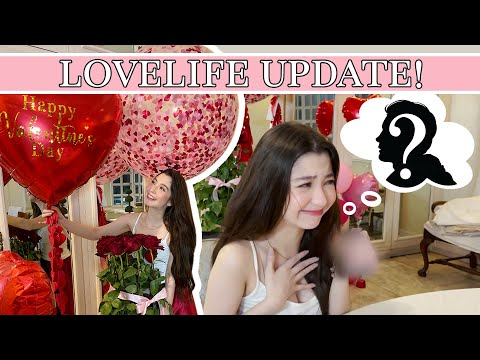 MAY BAGO NA AKO Life Update Vlog (Valentine's Day)