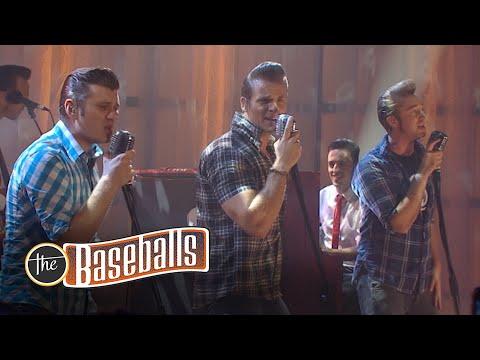 The Baseballs - Angels (ZDFkultur Zeltfestival, 16.09.2012)