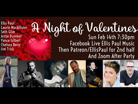 A FESTIVAL OF VALENTINES 2-14-21 Songs from the 70s and more