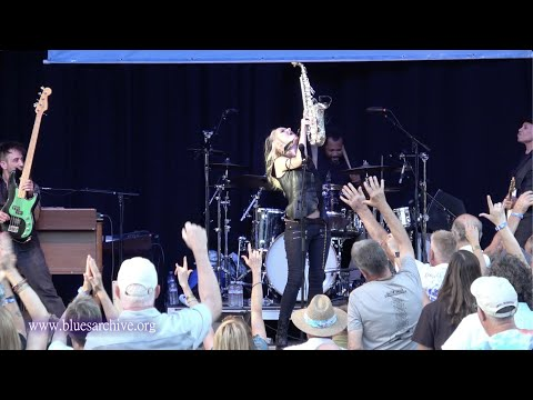 "Mindi Abair & The Boneshakers ""Bloom"" @ Utah Blues Festival 2019"
