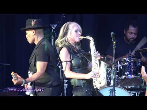 "Mindi Abair & The Boneshakers ""Lucy's"" at the Utah Blues Festival 2019"