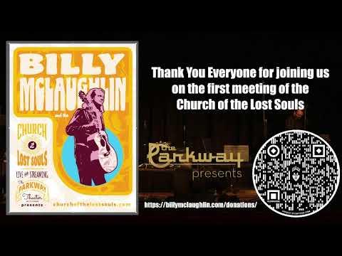 Billy McLaughlin Live Stream