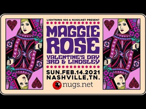 Maggie Rose LIVE on Valentines Day at 3rd & Lindsley, Nashville, TN