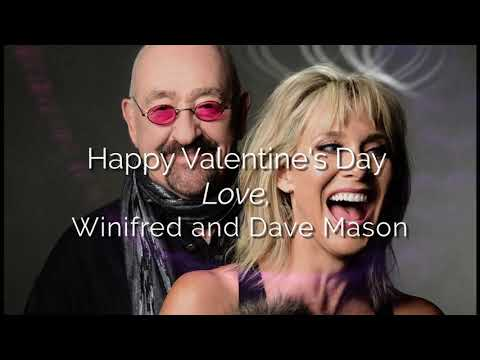 Happy Valentine's Day from Dave & Winifred!
