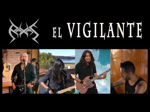 Raxas - El Vigilante (Argentina On Line Metal Fest)