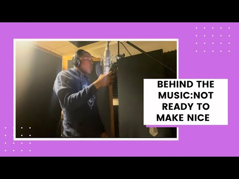Behind The Music: not ready to make nice