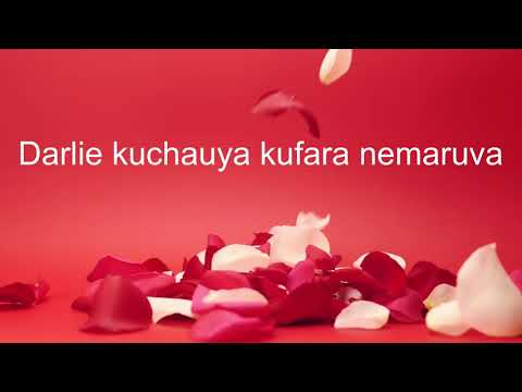 Jah Prayzah - Cry no more (Official Lyric Video) A Dedication to My Wife