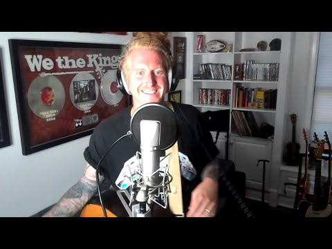 We The Kings - Valentine's Day Acoustic Surprise