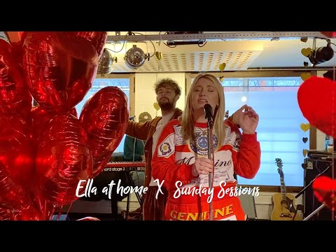 Ella Henderson -  Sunday Sessions with @Tom Grennan!  (Can't Take My Eyes Off Of You cover)