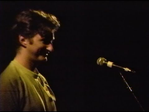 Billy Bragg 'Accident Waiting to Happen'  Live in Baltimore 1991