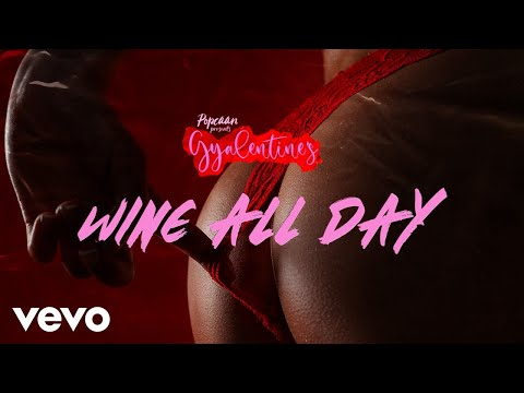 Popcaan - Wine All Day (Official Audio)