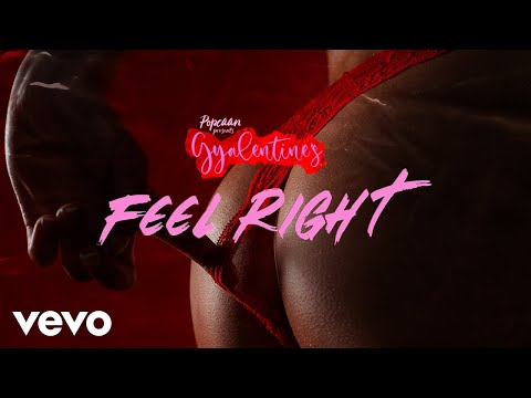 Popcaan - Feel Right (Official Audio)