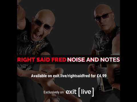 Right Said Fred - Deeply Dippy - Live