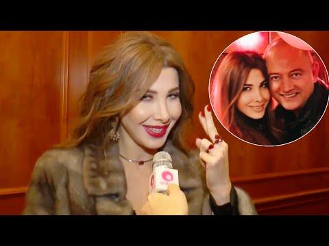 نانسي عجرم تتحدث عن عيد الحب وهدايا من زوجها Nancy Ajram