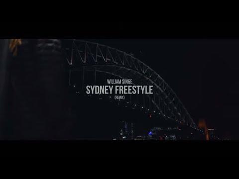sydney freestyle. - William Singe (#drake X #giveon remix) #ValentinesDay