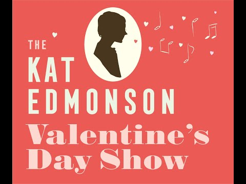"Episode 38 ""The Kat Edmonson Show"" Valentine's Day Special!"